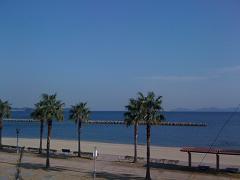 寺部海水浴場2