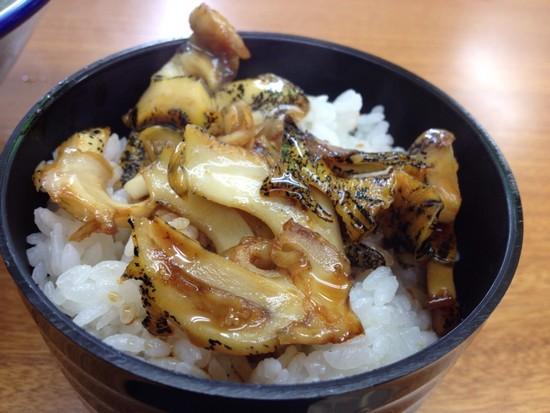 つぶ丼/20130709