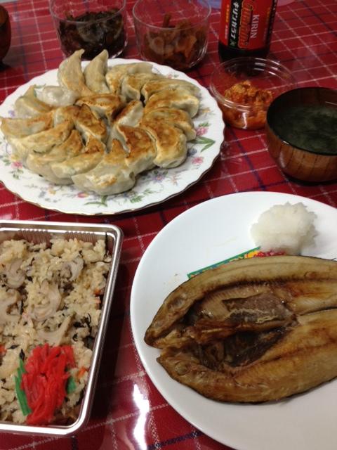 地場産食材/20130725