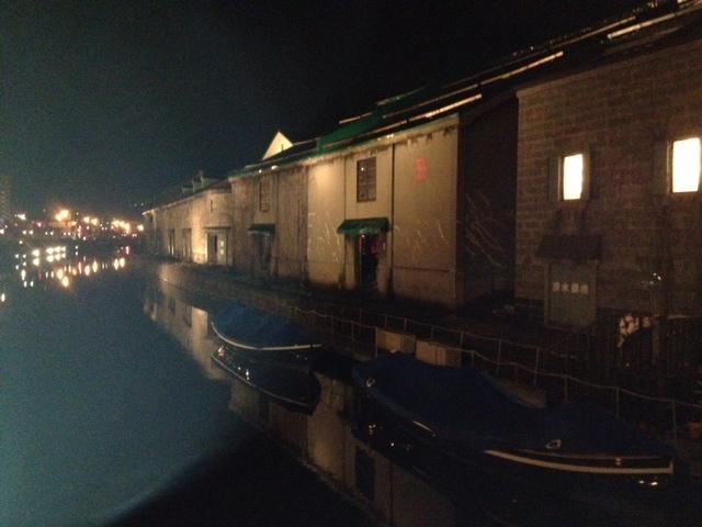 小樽運河/20130725
