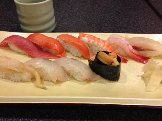 小樽でお寿司/20130725