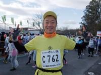 BL141214奈良マラソンのスタート前DSCF9114