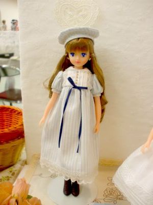 みんギャラ大阪 ストライプドレス
