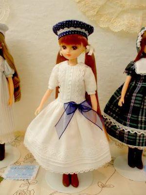 みんギャラ大阪 白ドレス