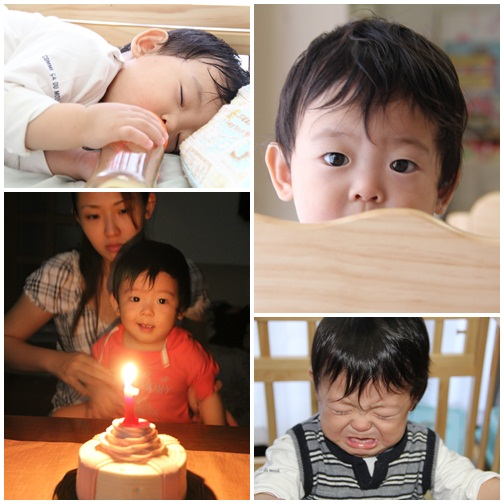 eisuke 一歳