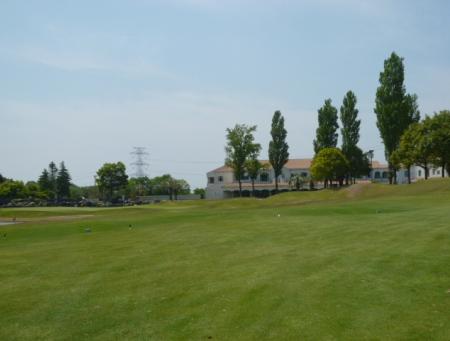 3年ぶりのゴルフ