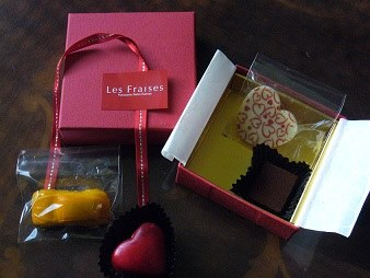 玲子さんのチョコレート