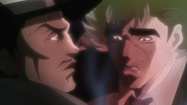 ジョジョの奇妙な冒険 第5話 暗黒の騎士達.mp4_000821070