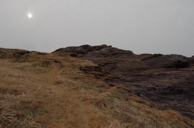 16崖の上の草原