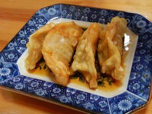 高山 かど鈴+揚げ餃子