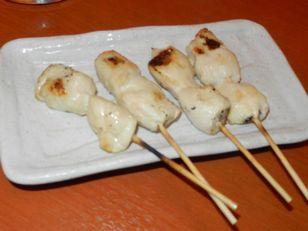 日本橋 ○金+鶏ササミ
