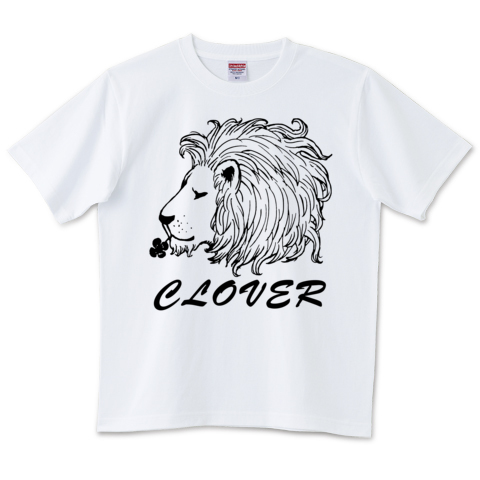 Clover And Lion_t-shirts