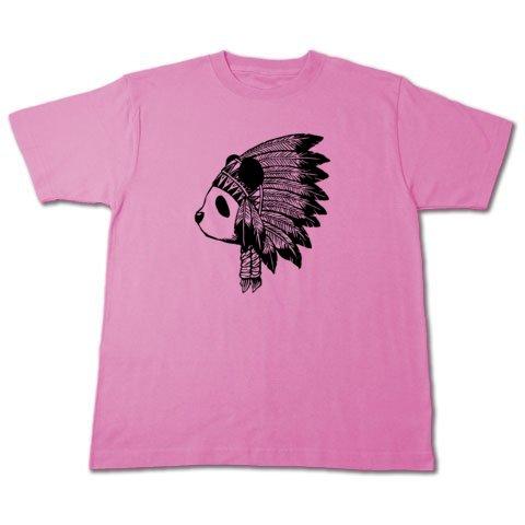 インディアンパンダ_tシャツ