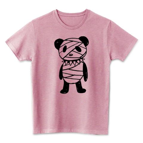重症パンダ_tシャツ
