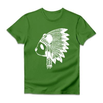 インディアンパンダ_tシャツ_upsold