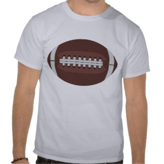 アメリカン・フットボール シャツ