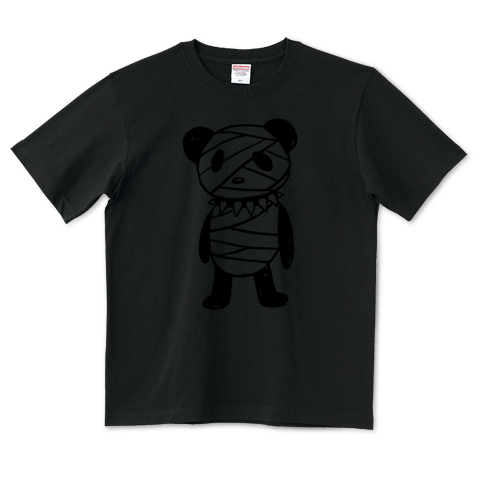 重症パンダ_t-shirts