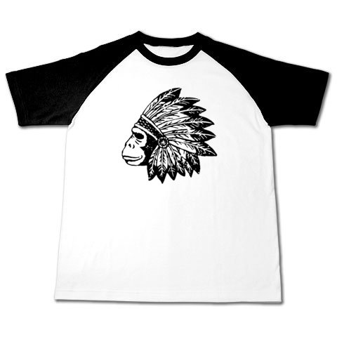 Indian Of Gorilla tシャツ