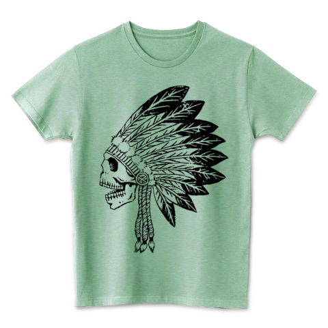 インディアン_t-shirts
