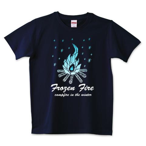 Frozen Fire_ナイトブルー