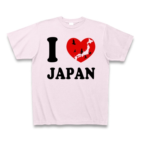 I Love Japan_t_ピンク