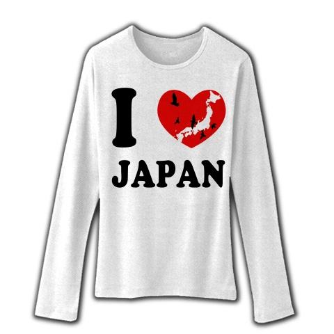 日本_長袖tシャツ