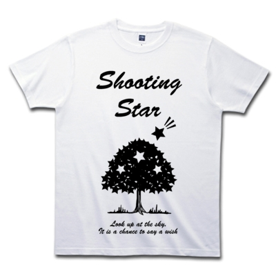 Shooting Star_t-shirts