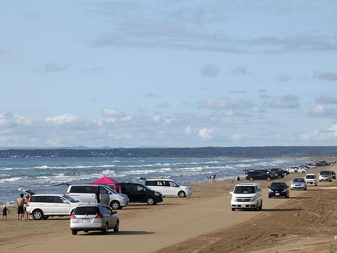 海の日のなぎさドライブウェイ