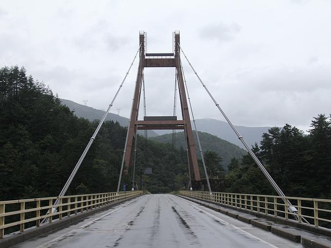 国道156号 合掌大橋