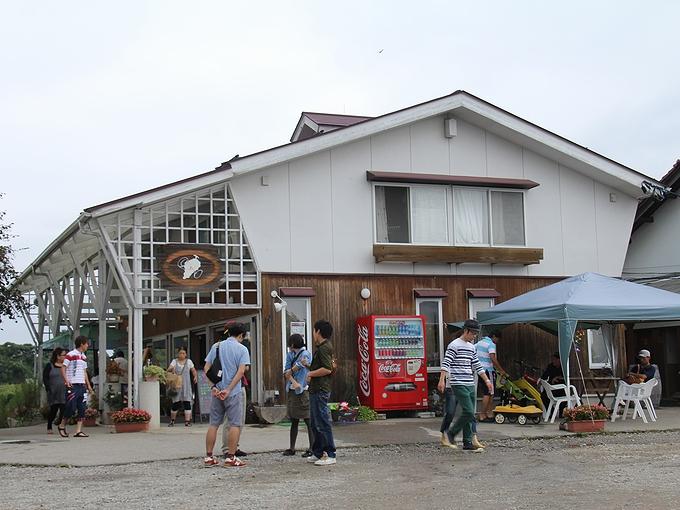 やまふじぶどう園の様子 富山市婦中町