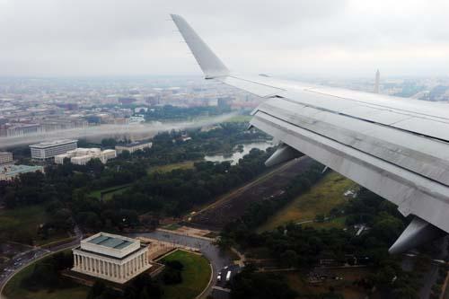 ロナルド・レーガン・ワシントン・ナショナル空港