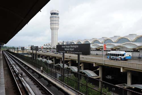 ロナルド・レーガン・ワシントン・ナショナル空港駅