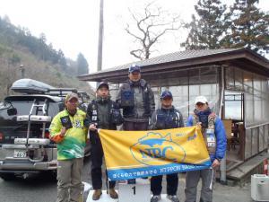 2013チャプター北山湖 第1戦 002