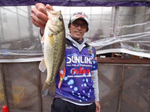 2013JB九州 第1戦 北山湖 001