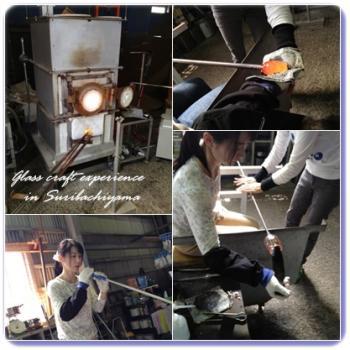 ガラス工芸体験20130520