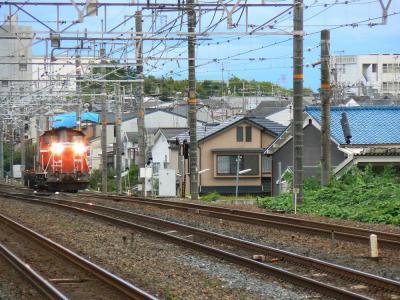 DD51-1193 工臨 撮影地:長岡京