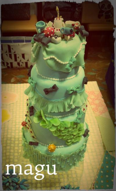 結婚式 ケーキ_convert_20130530202434