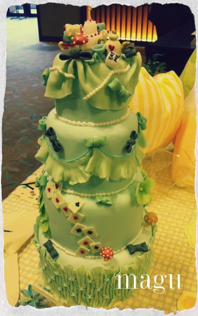 結婚式 ケーキ part2_convert_20130530202509