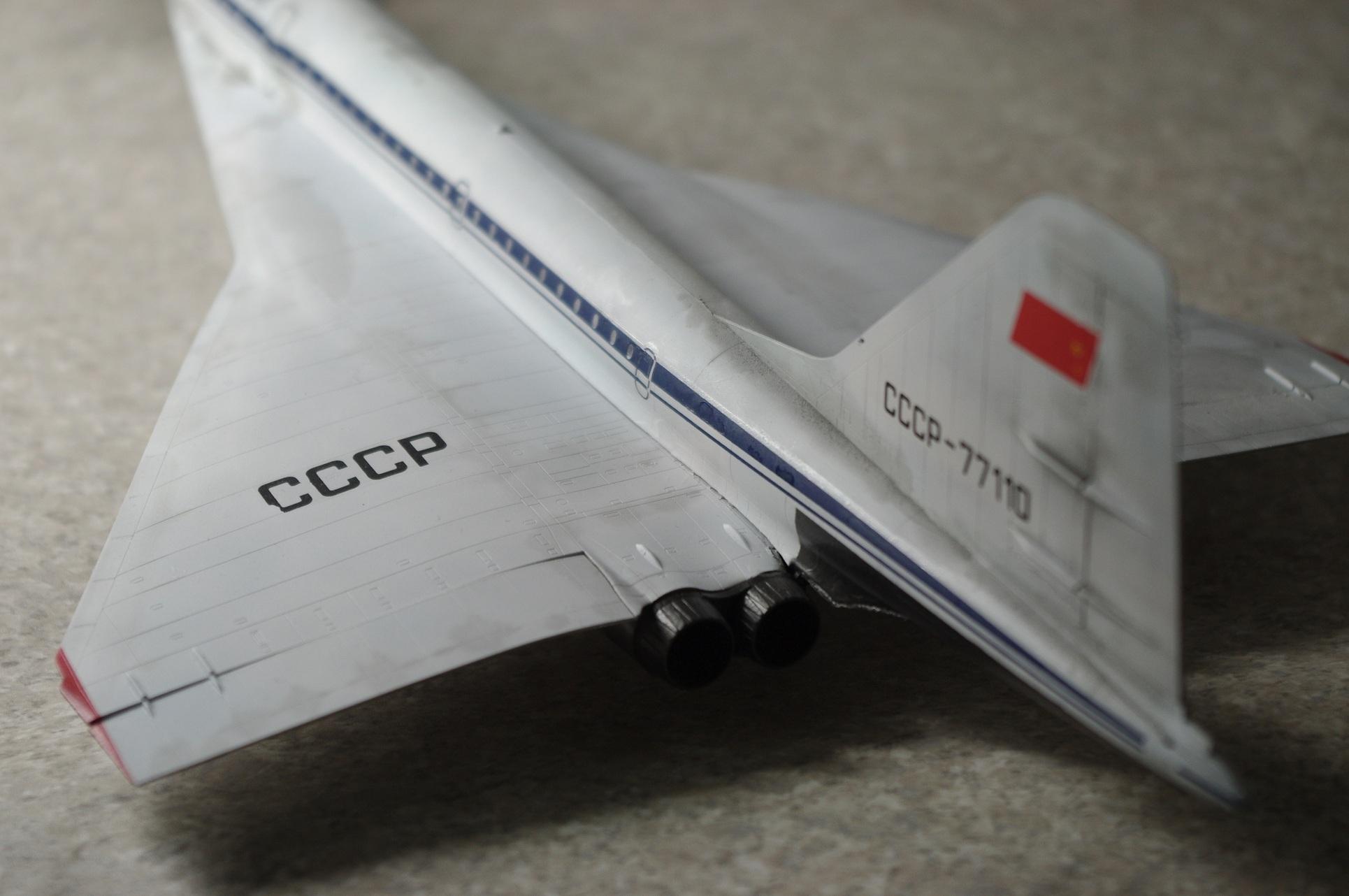 Tu-144 A