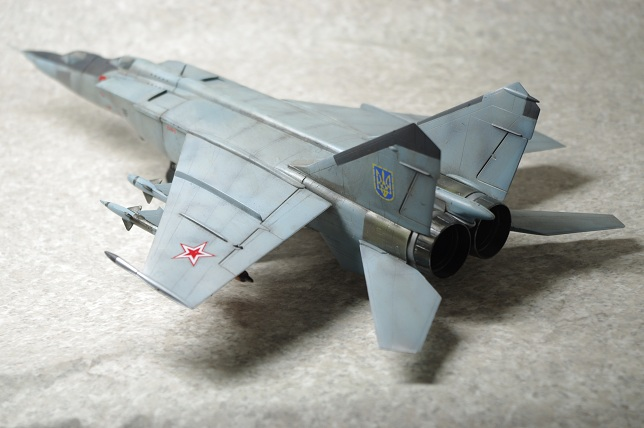 MiG-25U 7