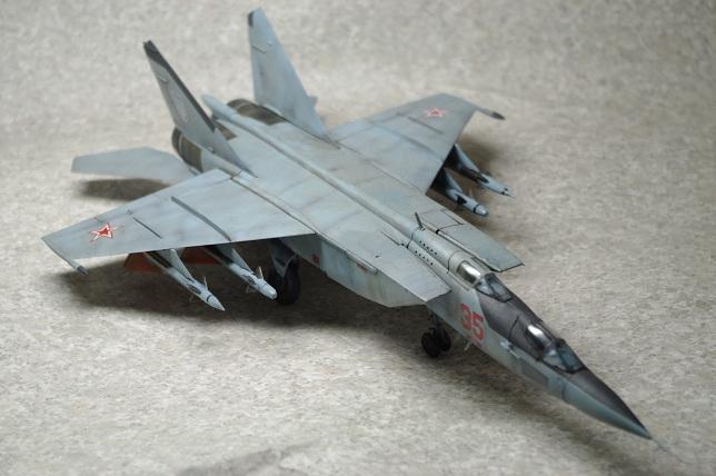 MiG-25U 8