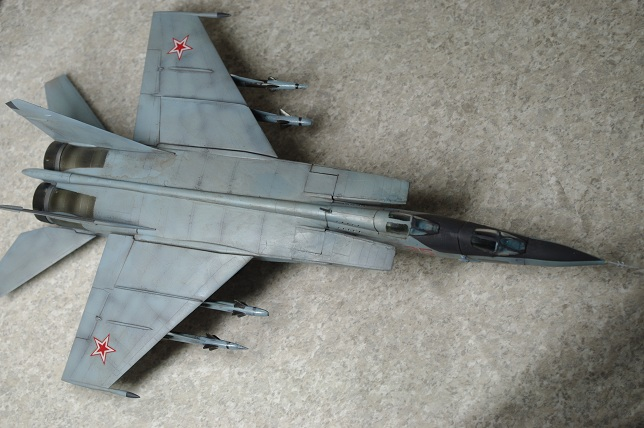 MiG-25U 9