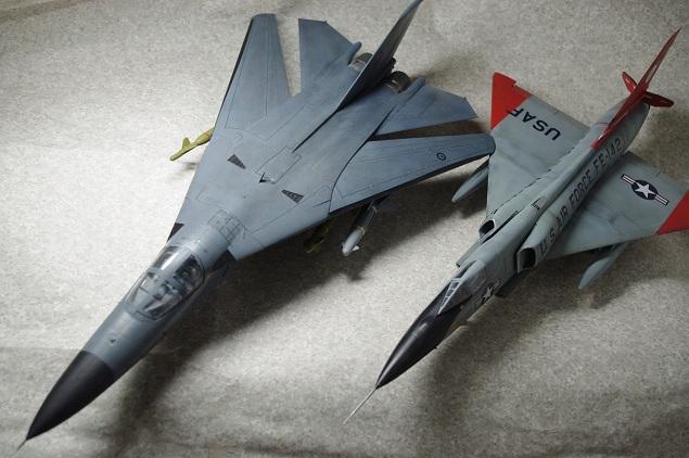 F-106 B on C