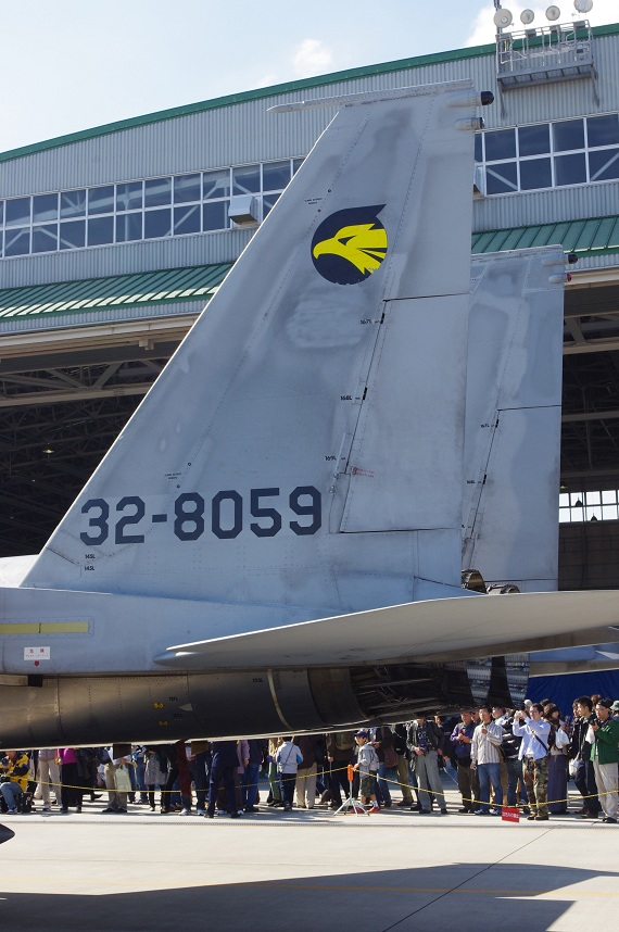 F-15J K