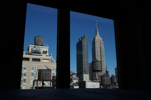 Four Points by Sheraton Manhattan Chelsea window view