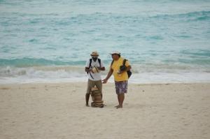 Beach Vendor1