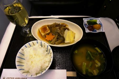 JAL C meal J3