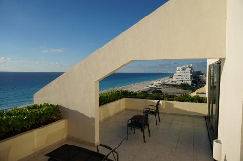 Aqua suite terrace
