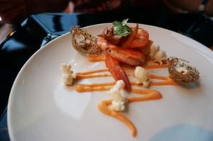 Shrimp Tirado
