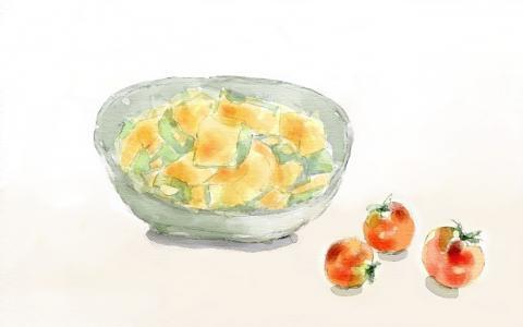 煮物(かぼちゃ)
